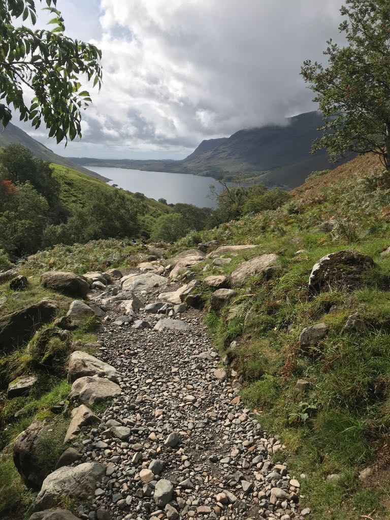 Writer's retreat - Lake District