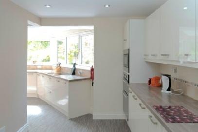Writer's retreat - Lake District, kitchen