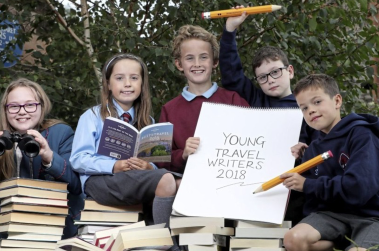 Young travel writers - writers retreat uk