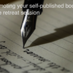 Promoting your book - writer's retreat uk