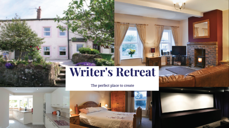 Writers' retreat uk cottage